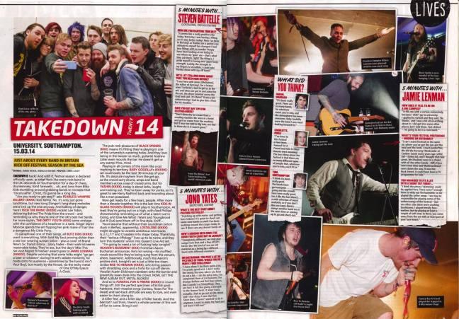 Kerrang Takedown review